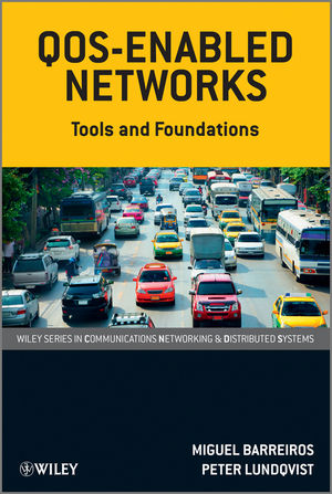 QOS-Enabled Networks: Tools and Foundations (0470976748) cover image