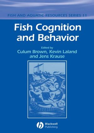 Fish Cognition and Behavior (0470996048) cover image