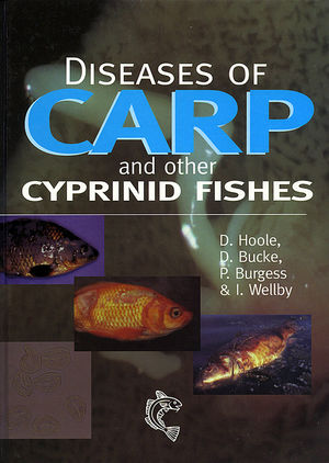 Diseases of Carp and Other Cyprinid Fishes (0470999748) cover image