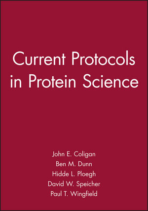 Current Protocols in Protein Science