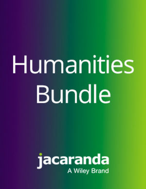 Jacaranda LearnON 10 Humanities Bundle VIC + myWorld Atlas