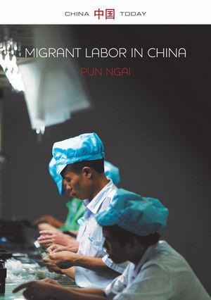 Migrant Labor in China (0745671748) cover image