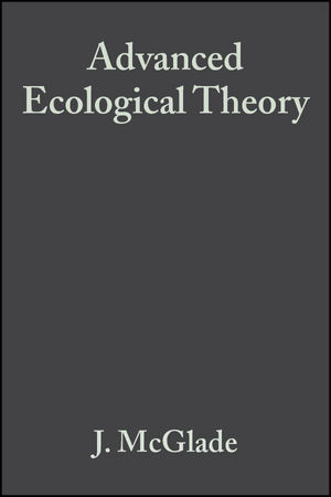 Advanced Ecological Theory: Principles and Applications (0865427348) cover image
