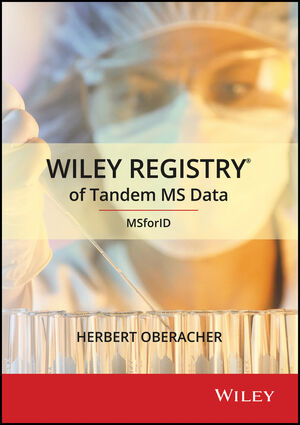 Wiley Registry of Tandem Mass Spectral Data, MS for ID
