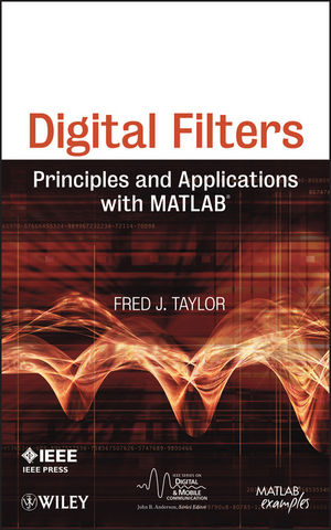 Digital Filters: Principles and Applications with MATLAB (1118141148) cover image