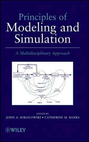 Principles of Modeling and Simulation: A Multidisciplinary Approach (1118210948) cover image