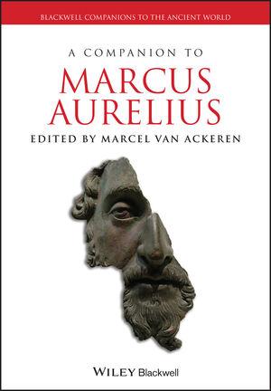 A Companion to Marcus Aurelius (1118219848) cover image