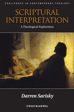 Scriptural Interpretation: A Theological Exploration (1118367448) cover image