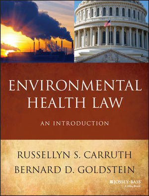 Environmental Health Law: An Introduction (1118419448) cover image