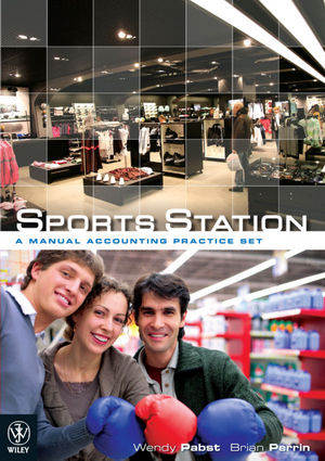 Sports Station: A Manual Accounting Practice Set