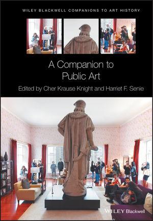 A Companion to Public Art (1118475348) cover image
