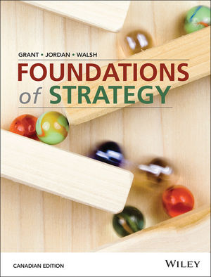 Foundations of Strategy, Canadian Edition