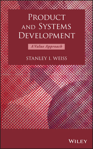 Product and Systems Development: A Value Approach (1118592948) cover image