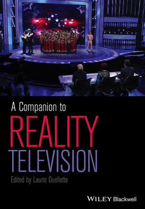 A Companion to Reality Television (1118599748) cover image