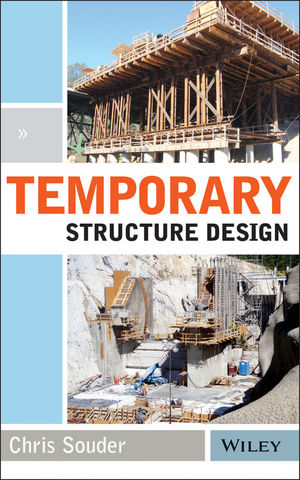 Temporary Structure Design (1118934148) cover image