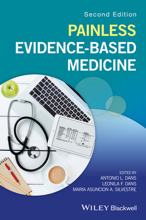 Painless Evidence-Based Medicine, 2nd Edition (1119196248) cover image