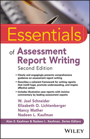 Essentials of Assessment Report Writing, 2nd Edition