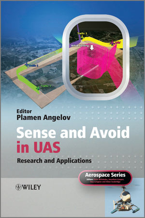 Sense and Avoid in UAS: Research and Applications (1119967848) cover image