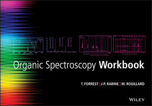 Organic Spectroscopy Workbook (1119975948) cover image