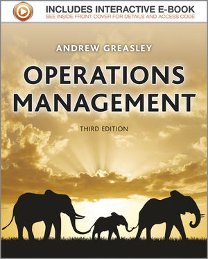 Operations Management, 3rd Edition