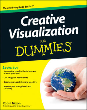Creative Visualization For Dummies (1119992648) cover image