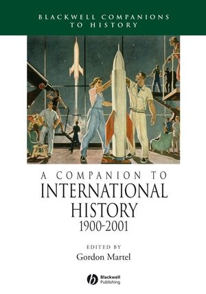 A Companion to International History 1900 - 2001 (1405125748) cover image