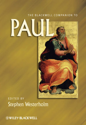 The Blackwell Companion to Paul (1405188448) cover image