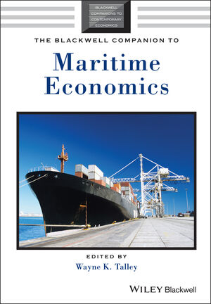 The Blackwell Companion to Maritime Economics (1444345648) cover image