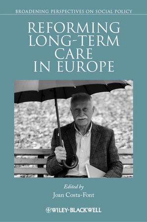 Reforming Long-term Care in Europe (1444395548) cover image