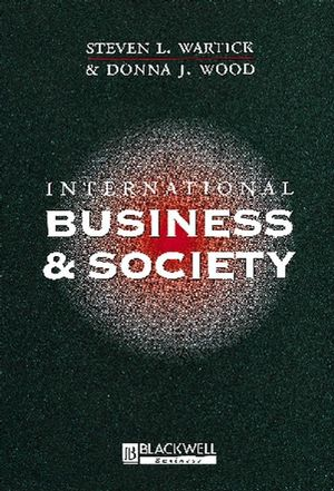 International Business and Society (1557869448) cover image