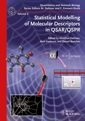 Statistical Modelling of Molecular Descriptors in QSAR/QSPR (3527324348) cover image