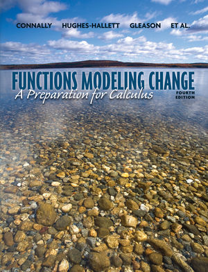 Functions Modeling Change: A Preparation for Calculus, 4th Edition (EHEP001848) cover image