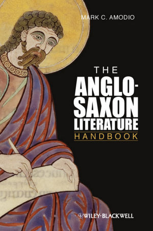 The Anglo Saxon Literature Handbook (EHEP002848) cover image