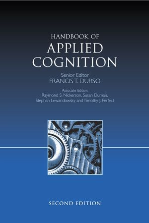 Handbook of Applied Cognition, 2nd Edition (0470015349) cover image