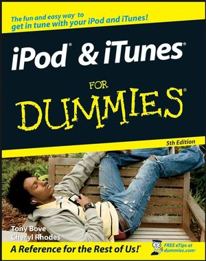 Bonus Chapter 4: Using Your iPod for Backup and Restore