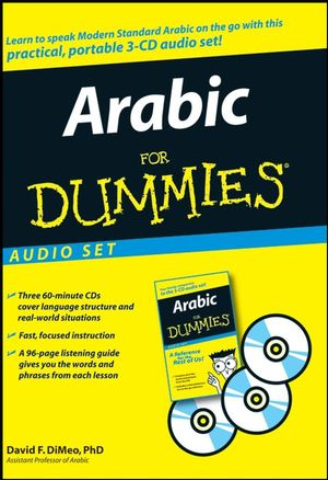 Arabic For Dummies Audio Set