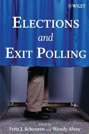 Elections and Exit Polling (0470399449) cover image