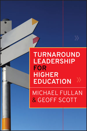 Turnaround Leadership for Higher Education (0470472049) cover image