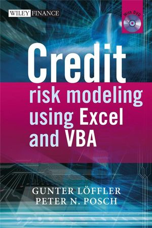 Credit Risk Modeling using Excel and VBA (0470510749) cover image