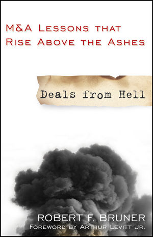 Deals from Hell: M&A Lessons that Rise Above the Ashes (0470527749) cover image