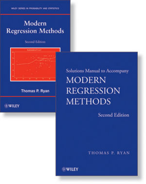 Modern Regression Methods, Set, 2nd Edition
