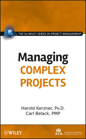 Managing Complex Projects (0470600349) cover image