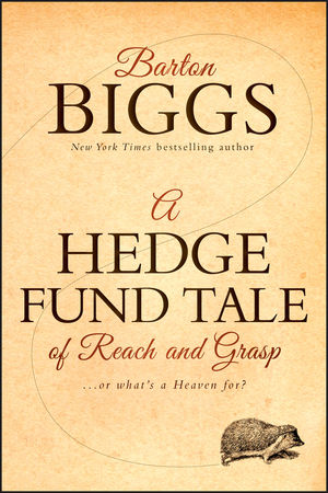 A Hedge Fund Tale of Reach and Grasp: Or What