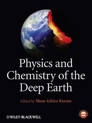 Book Cover Image for Physics and Chemistry of the Deep Earth
