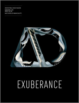 Exuberance: New Virtuosity in Contemporary Architecture (0470717149) cover image