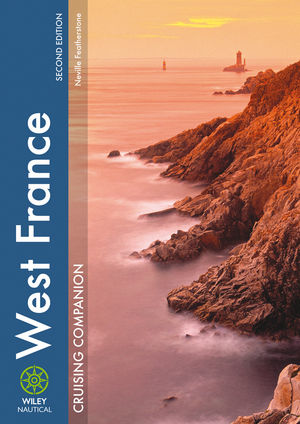 West France Cruising Companion: A yachtsman's pilot and cruising guide from L'Aberwrac'h to the Spanish Border, 2nd Edition (0470753749) cover image