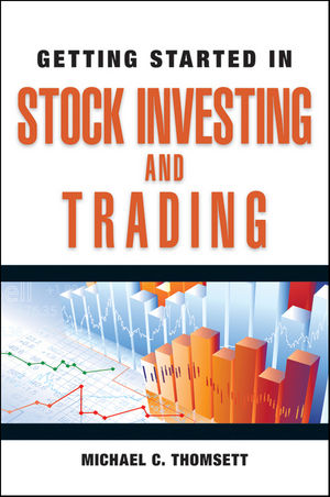 Getting Started in Stock Investing and Trading (0470937149) cover image