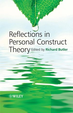 Reflections in Personal Construct Theory (0470986549) cover image