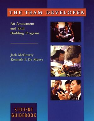 The Team Developer: An Assessment and Skill Building Program Student Guidebook (0471403849) cover image