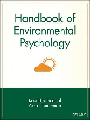 Handbook of Environmental Psychology (0471405949) cover image
